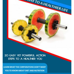 Eat Your Way To A Healthier Life cover